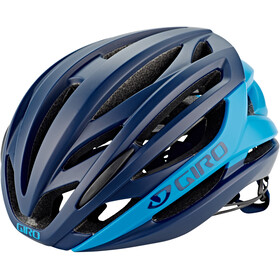 Giro Syntax Helmet matte midnight/blue jewel